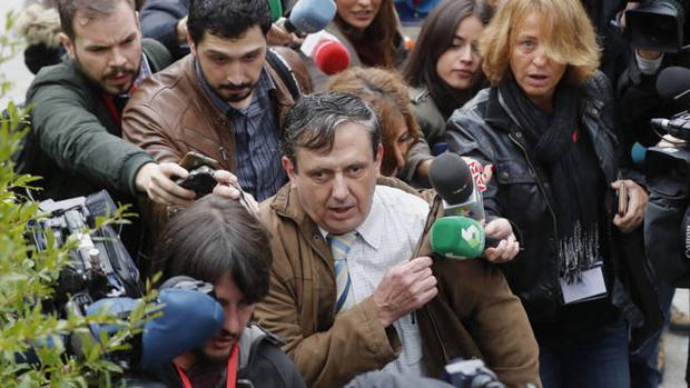 Cristóbal Sitjar, abogado del pederasta de Ciudad Líneal, cuya defensa ha elogiado esta semana el Tribunal Supremo