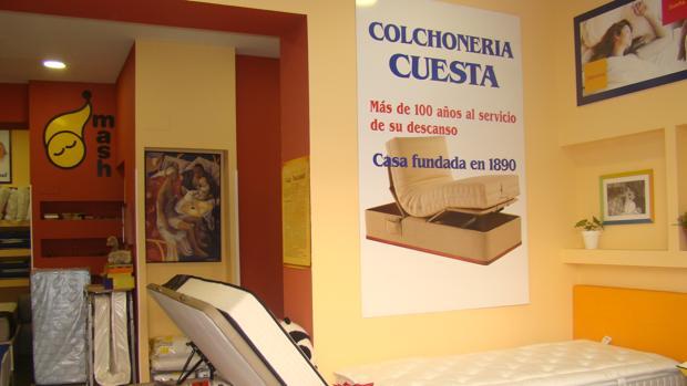 Colchones De Lana.Los Colchones De Lana Que Se Vendieron Por Todo Madrid