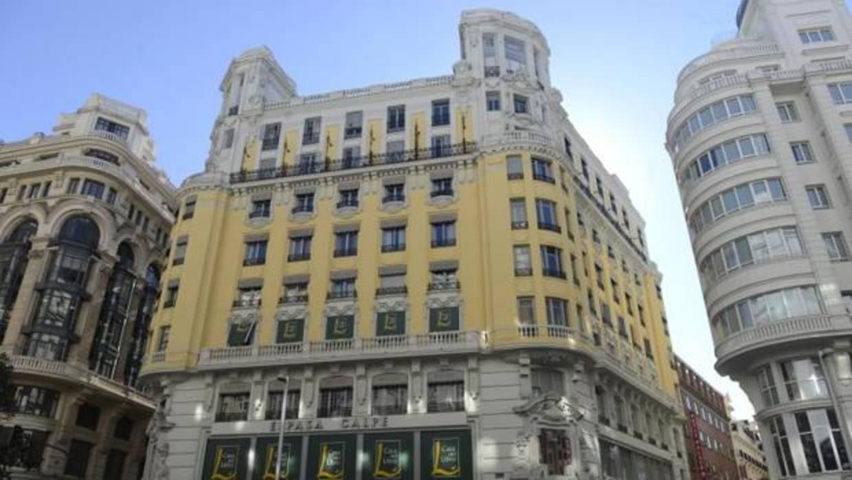 El hotel de Cristiano Ronaldo en la Gran Vía ya tiene licencia y empezará  «muy pronto» las obras