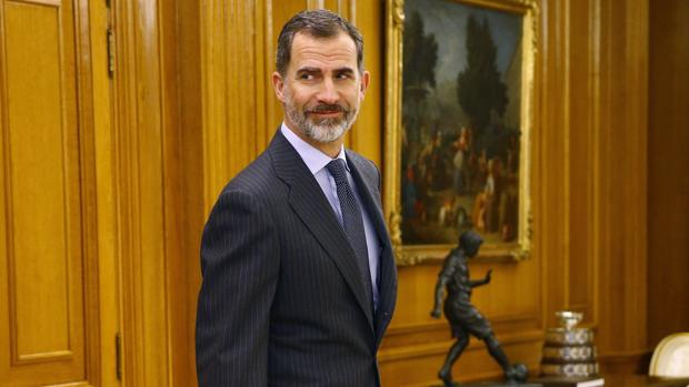 Don Felipe volverá a Cataluña