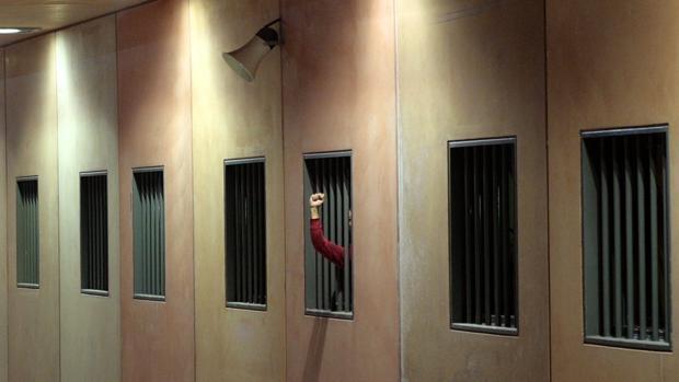 Resultado de imagen de fotos de reclusos extranjeros en ESpaña