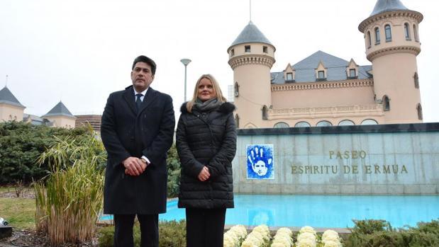 David Pérez y Mari Mar Blanco
