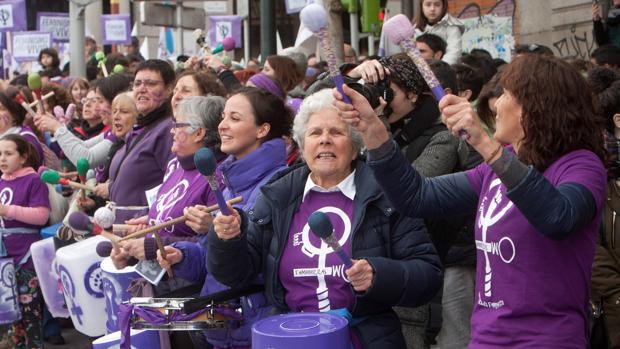 Movilización del pasado domingo en Vigo