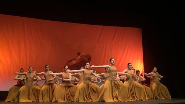 «Golden dance» consiguió el premio a la mejor escena