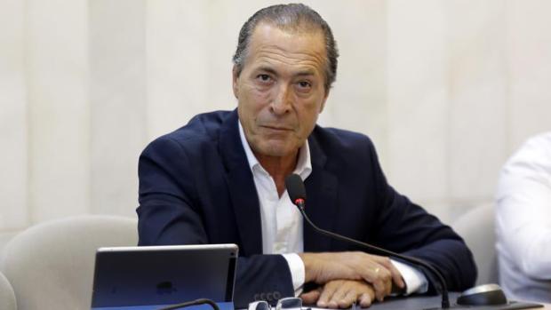 El diputado provincial Miguel Zaragoza