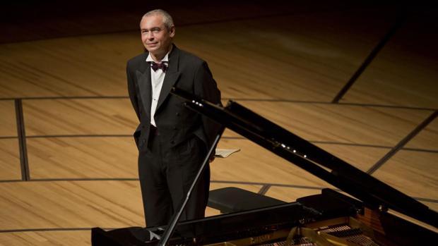 Pogorelich, durante una actuación en el Festival de Lucerna, en 2013