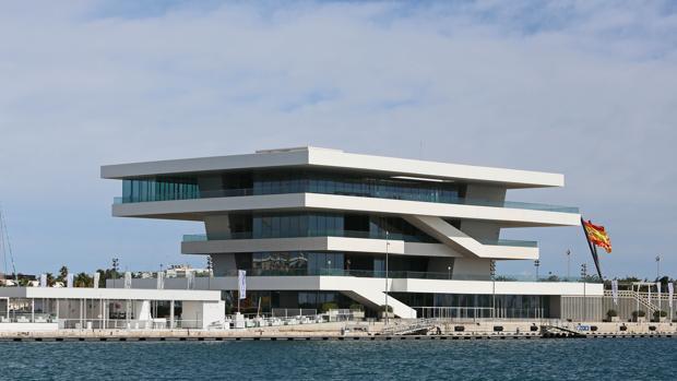 Imagen de archivo de la Marina de Valencia