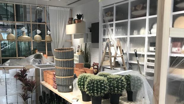 Goya abre Ikea tienda en una nueva urbana l1JcT3uFK