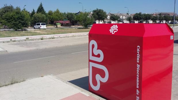 En los últimos meses se han instalados doce nuevos contenedores en Yeles, Menasalbas, Ocaña e Illescas