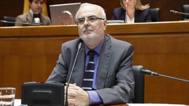 José Ignacio López Susín, director general de Política Lingüística del Gobierno aragonés