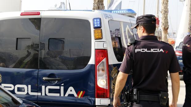 Policía Nacional (imagen de archivo)