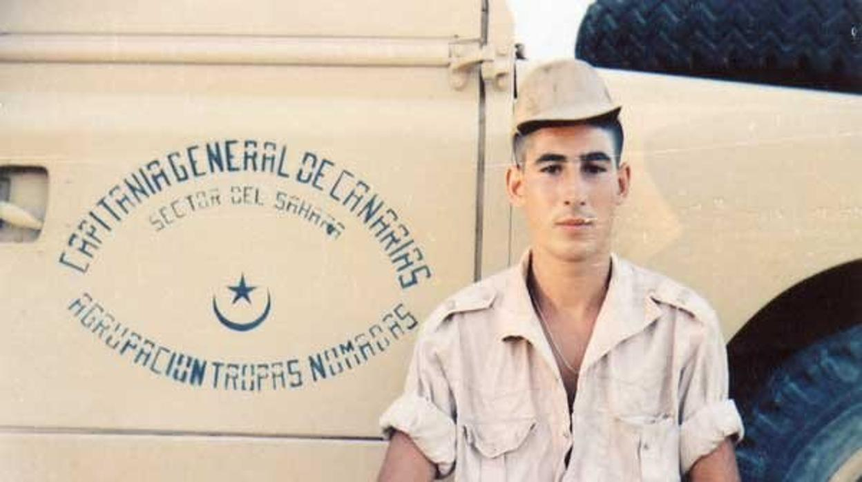 La Integración De Las Tropas Nómadas Del Sáhara En El Ejército De Tierra Hace Sesenta Años