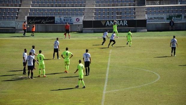 Jairo Cárcaba hizo el definitivo 1-1 para el Conquense