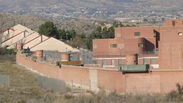 Prisión de Fontcalent en Alicante, donde estaba encarcelados los ahora condenados como presos preventivos