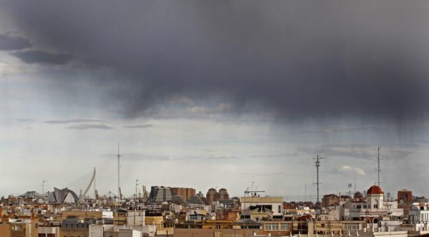 Imagen tomada en la ciudad de Valencia