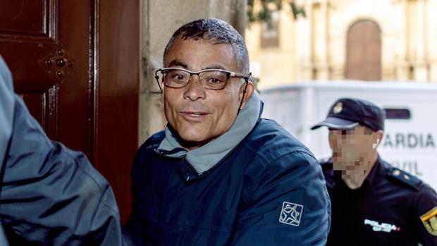 Luis Carlos llega, este martes, a la Audiencia Provincial de Toledo