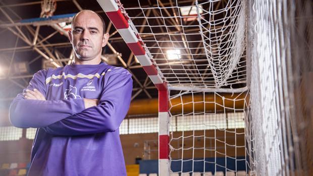 Hombrados es toda una leyenda del balonmano español, el primero con más partidos en la Liga Asobal y el segundo con más encuentros con la selección