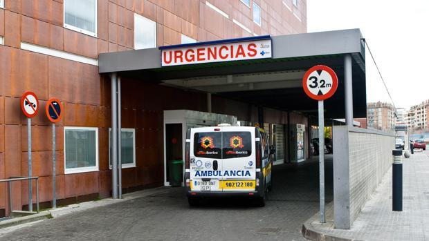 El hombre fue trasladado al Hospital Virgen de la Concha de Zamora