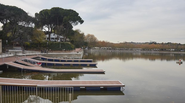 El Lago De La Casa De Campo Reabrirá A Mediados De Mes Tras