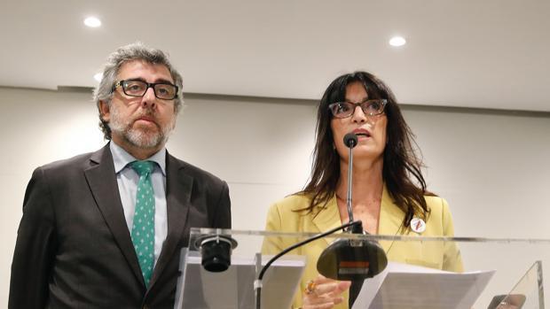 El abogado de los presos en huelga de hambre y una portavoz comparecen en Madrid