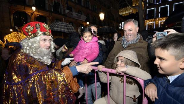 Los Reyes Magos, como todos los años, llegarán tras el recorrido por la ciudad a la plaza de Zocodover