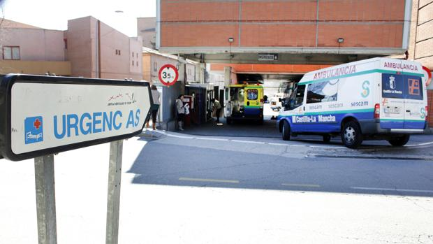 Los heridos han sido trasladados al hospital de Toledo