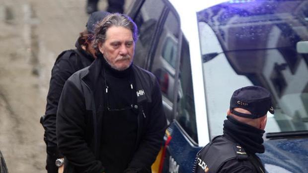 Sito Miñanco, conducido a la Audiencia para ser juzgado por blanqueo