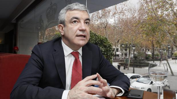 Luis Garicano, responsable económico de Cs y precandidato al Parlamento Europeo