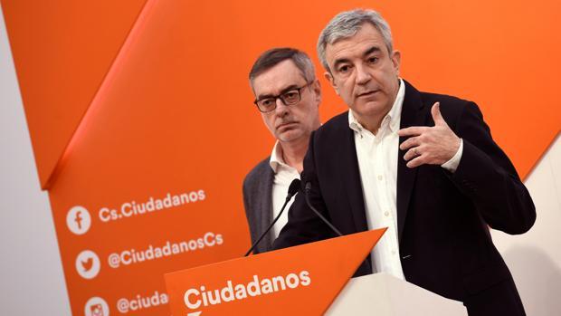 Luis Garicano, candidato de Cs a las elecciones europeas