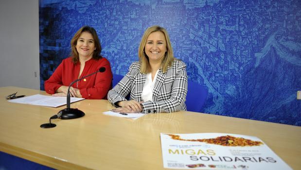 Eva Ocaña y Maite Puig presentan las actividades con motivo del Día Internacional del Cáncer Infantil