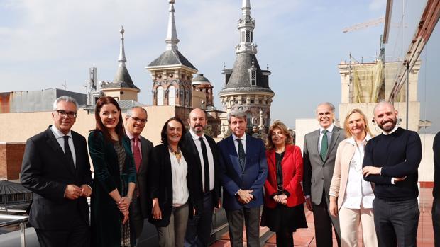 El Consejo de Gobierno de la Comunidad, tras su reunión del martes, donde aprobó el proyecto de Ley de Salud Pública
