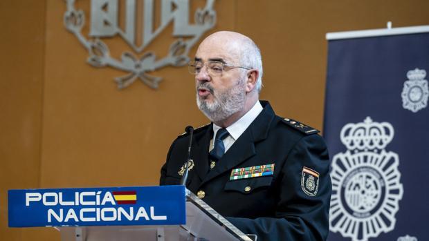 Jorge Zurita, nuevo jefe de la Policía de la Comunidad Valenciana