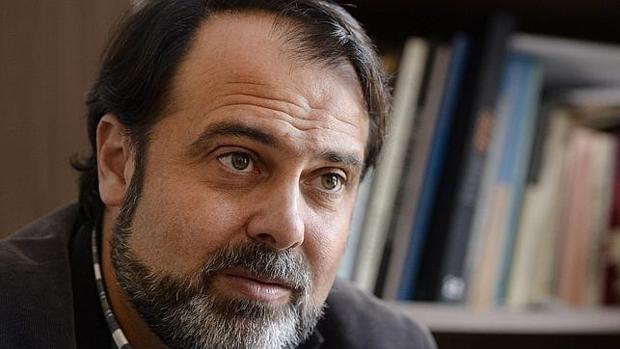 Javier Mateo es portavoz de Ganemos en el Ayuntamiento de Toledo