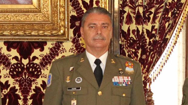 Antonio Budiño Carballo, en un 2016, durante una audiencia con el Rey