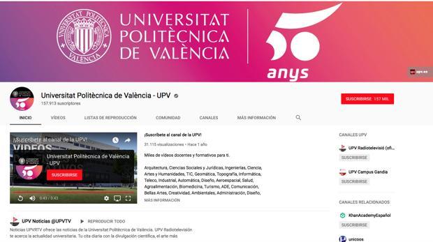 Calendario Etsa Upv.La Universidad Politecnica De Valencia Entre Las Diez Mas Populares