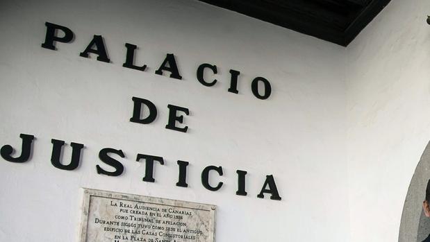 Sede de la Audiencia Provincial de Las Palmas