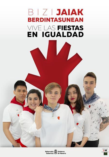 Cartel de la campaña de este año