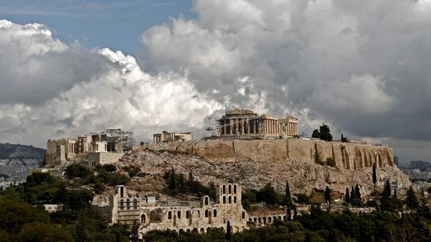 Atenas fue uno de los dominios de la Corona de Aragón durante la Edad Media