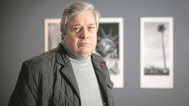 Leopoldo López Gil posa para ABC en Madrid