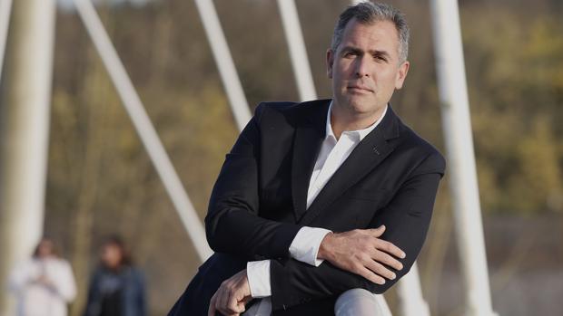 Rafa Domínguez, candidato del PP a la alcaldía de Pontevedra
