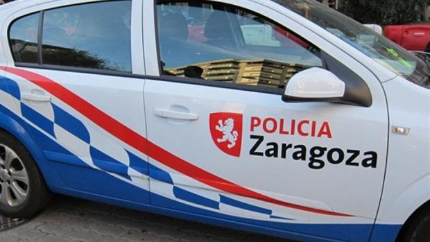 La detención fue practicada por agentes de la Policía Local de Zaragoza