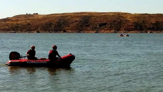 Los equipos de búsqueda llevan días rastreando la zona donde se produjo el fatal accidente