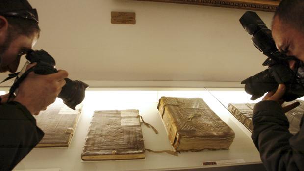 Encuadernaciones artísticas en el Archivo de la Nobleza de Toledo