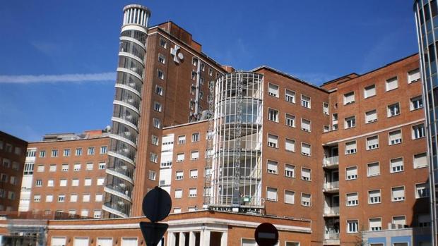 Hospital de Cruces, en Baracaldo