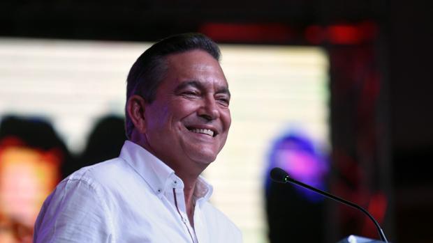 Laurentino Cortizo, presidente electo de Panamá, tras ganar las elecciones de mayo