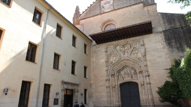 Sede de la IE University, en Segovia