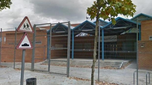 Colegio en el que fue agredida la menor