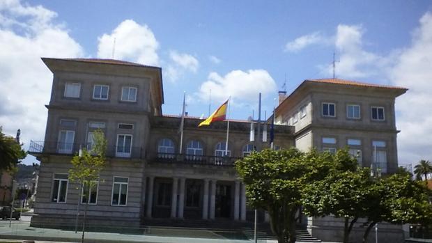 Una imagen de la Subdelegación del Gobierno de Pontevedra