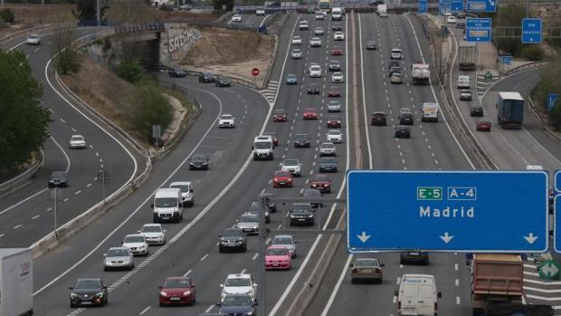 Carreteras en Madrid