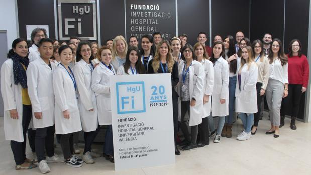 Imagen de la Fundación de Investigación del Hospital General Universitario de Valencia